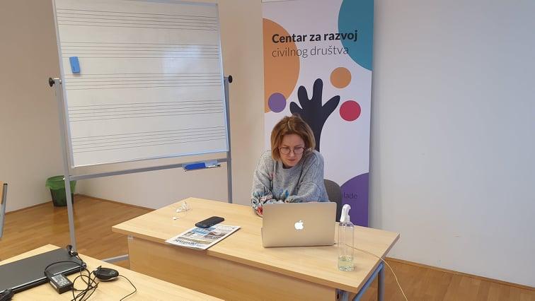 Natalia Zielinska održala zanimljivu radionicu o upravljanju projektnim ciklusom i pripremi EU projekata